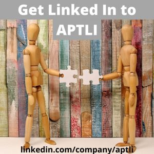 APTLI Flyer for new Linked In company page